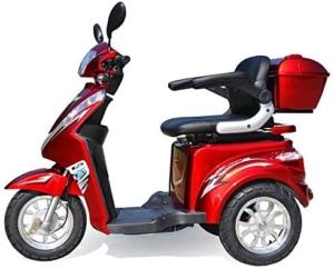 Elektro Moped (3 Rad Scooter) Seniorenfahrzeug