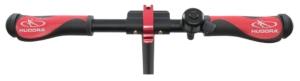 Zuverlässige Griffe sorgen beim BigWheel Style 230 Scooter für Halt