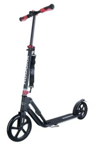 HUDORA BigWheel Style 230 Scooter (Schwarz)